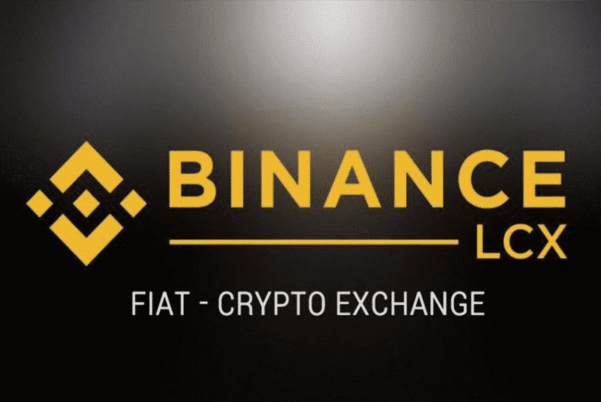 Binance LCX