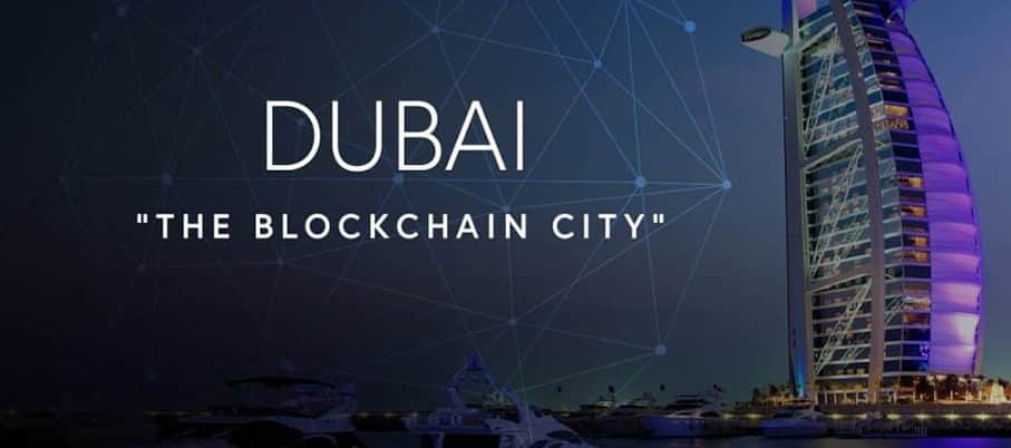 Dubai Blockchain City