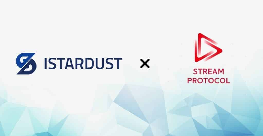 ISTARDUST Collaborates with Stream Protocol