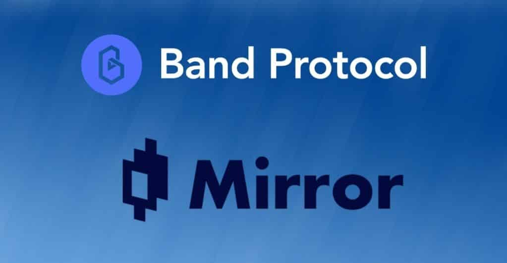 Mirror Protocol Integrates with Band Protocol