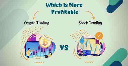 Crypto Trading Vs Stock Trading
